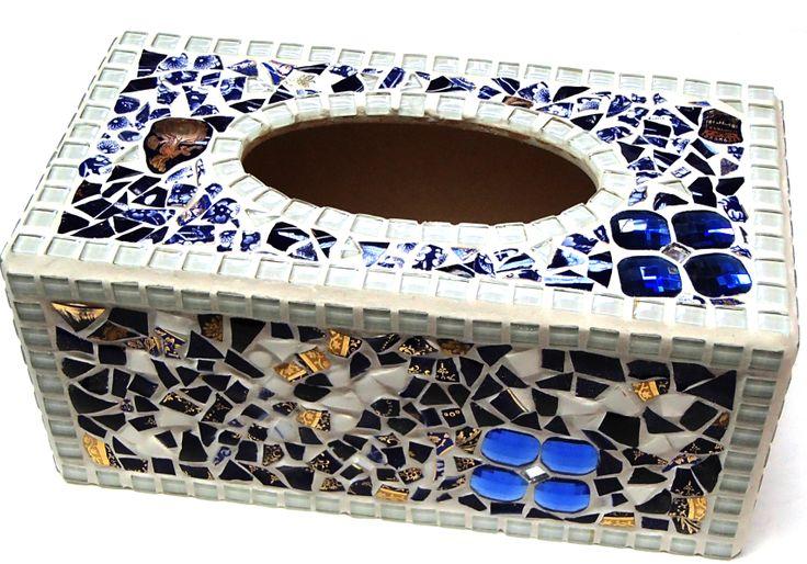 Beth's Mosaic tissue box