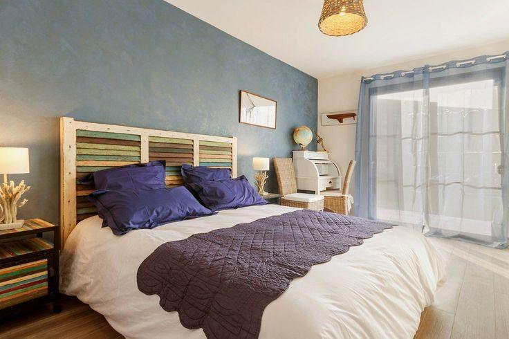 """Chambre d'hôtes à Vertou : """"La Vertabelle"""" maison neuve contemporaine de plain pied, située en zone urbaine, proche de la Sèvre nantaise, à 2 pas du périphérique et du Busway qui mène à Nantes (15 min)."""