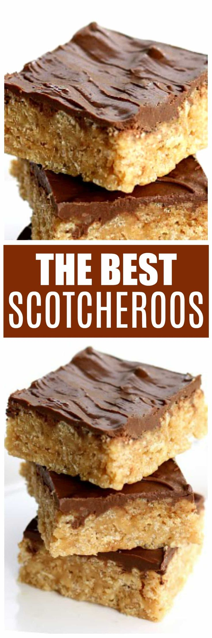 This is the best Scotcheroo recipe that I've been making for years!