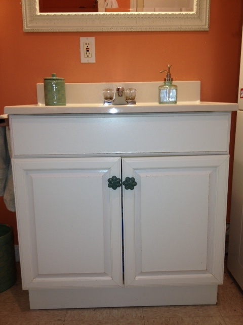 Diy Painting Laminate Bathroom Cabinets 56 best painting laminate images on pinterest | home, furniture