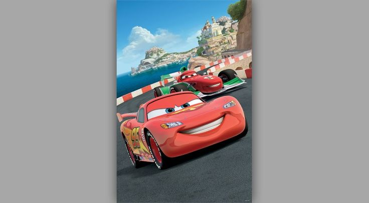 fototapet copii Cars Disney (4)