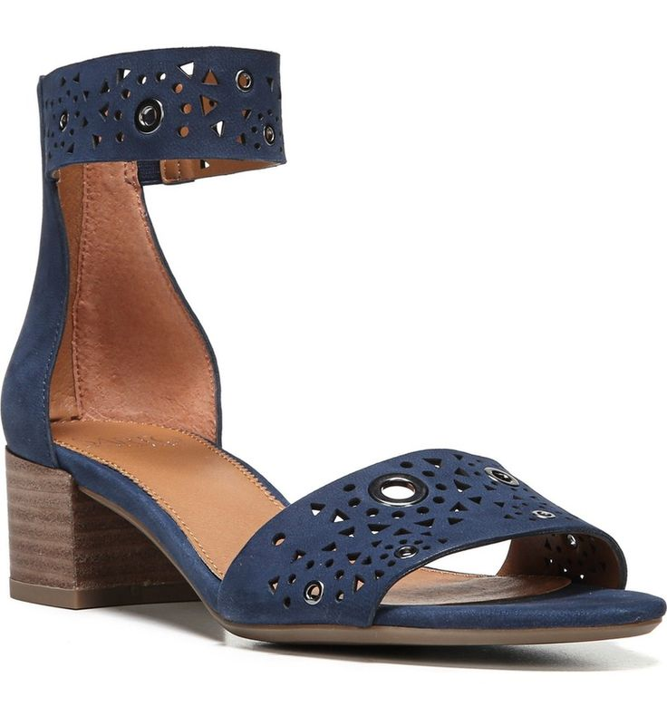 Main Image - SARTO By Franco Sarto 'Fidela' Block Heel Sandal ...