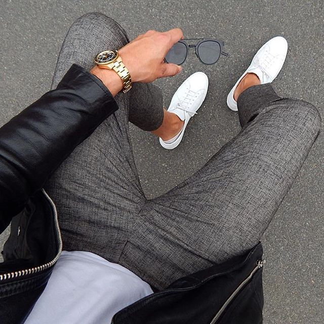 Fashion For Men : Photo