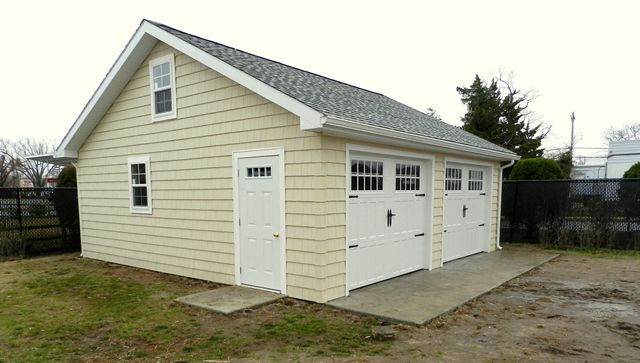 how to build a 24x24 garage