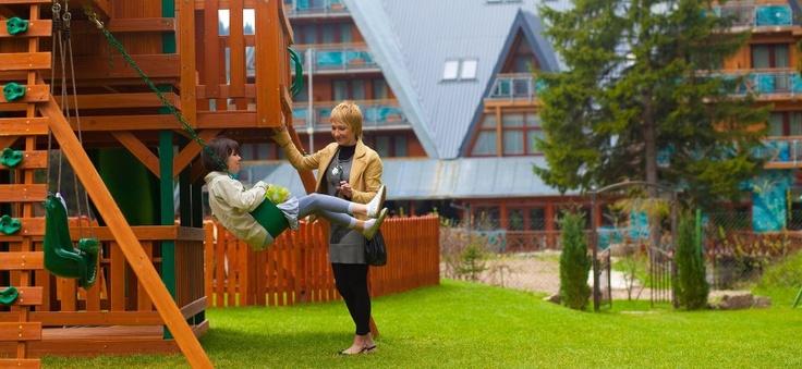the playground for kids  www.facebook.com/MedicalSPAJeleniaStruga