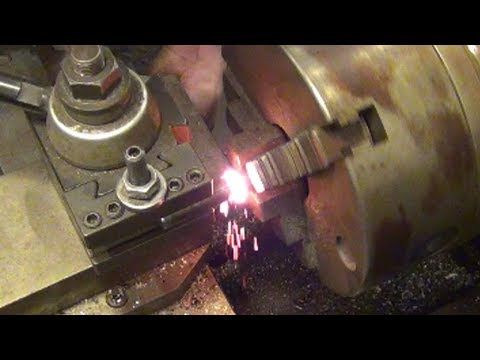 I Bet You Didn't Know You Could Do This With a Lathe - YouTube