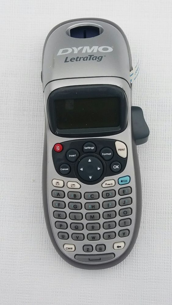 Dymo Letratag Handheld Label Maker | Business & Industrial, Office, Office Equipment | eBay!