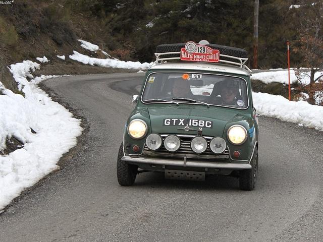 Morris Mini Cooper S 1965, via Flickr.