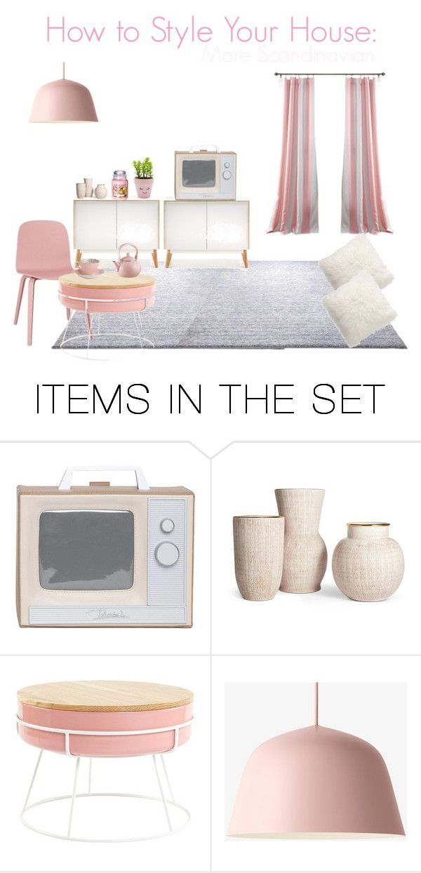 """How to Style Your House: More Scandinavian"" by ferranong on Polyvore featuring art and diybookcover"