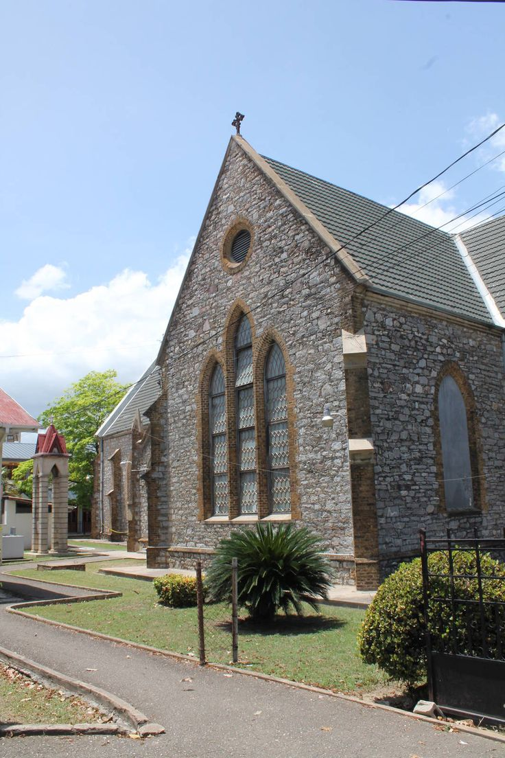 All Saints' Anglican Church: Destination Trinidad and Tobago