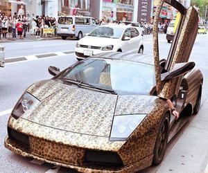 Merveilleux Leopard Lamborghini  Oh Mann