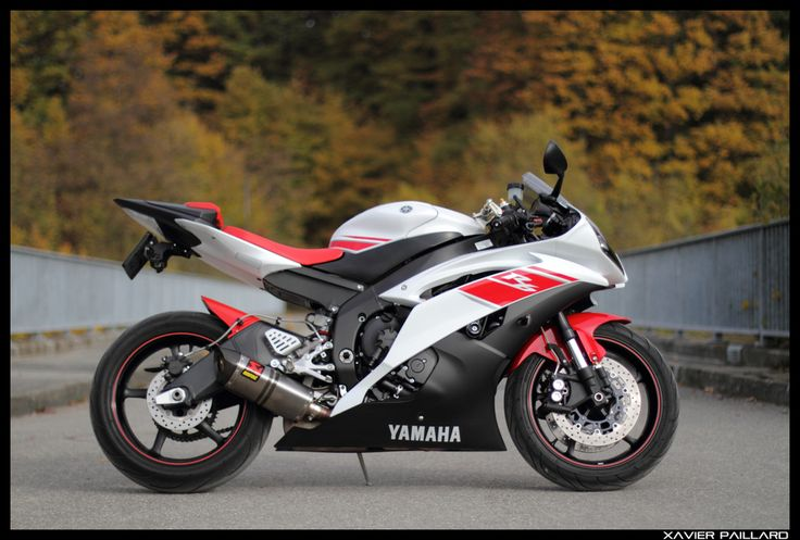 Yamaha YZF R6 By Xavier Paillard On 500px