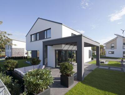 fertighaus concept m von bien zenker gmbh in der musterhausausstellung kln living room kitchen pinterest - Bien Zenker Haus