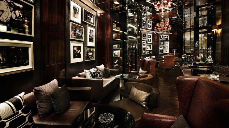 Balcony Lounge & Humidor Cigar Bar | InterContinental Bangkok