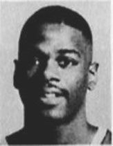 A.J. English was selected by the Washington Bullets in the 2nd round (37th overall) of the 1990 NBA draft. English played two seasons for the Bullets, averaging 9.9 points per game. English signed a contract with Portland Trail Blazers on October 1, 1993 but spent the remainder of his career playing overseas.