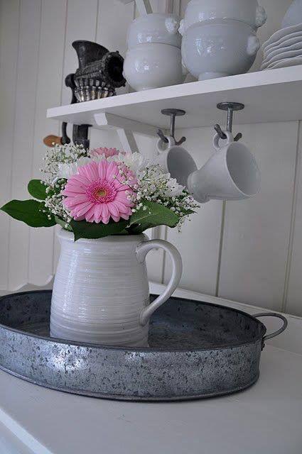 Pin by gra lek on shabby style pinterest - Duktig tea set ...