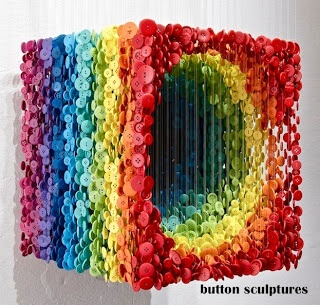 Button Sculpture