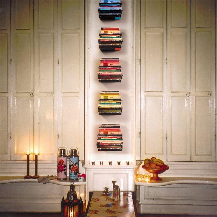 Zwevende Boekenplank