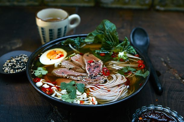 How to make perfect broth