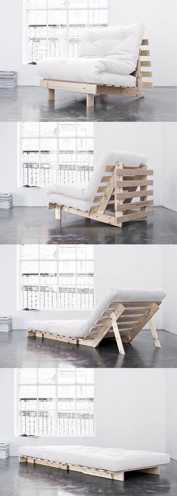 Schlafsofa oder moderne Sitzgelegenheit, entscheide selbst!