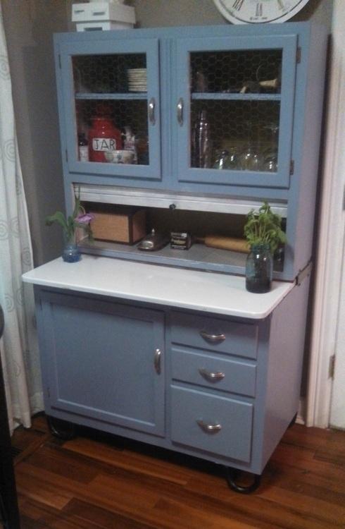 roll up cabinet doors kitchen backsplash lighting hoosier