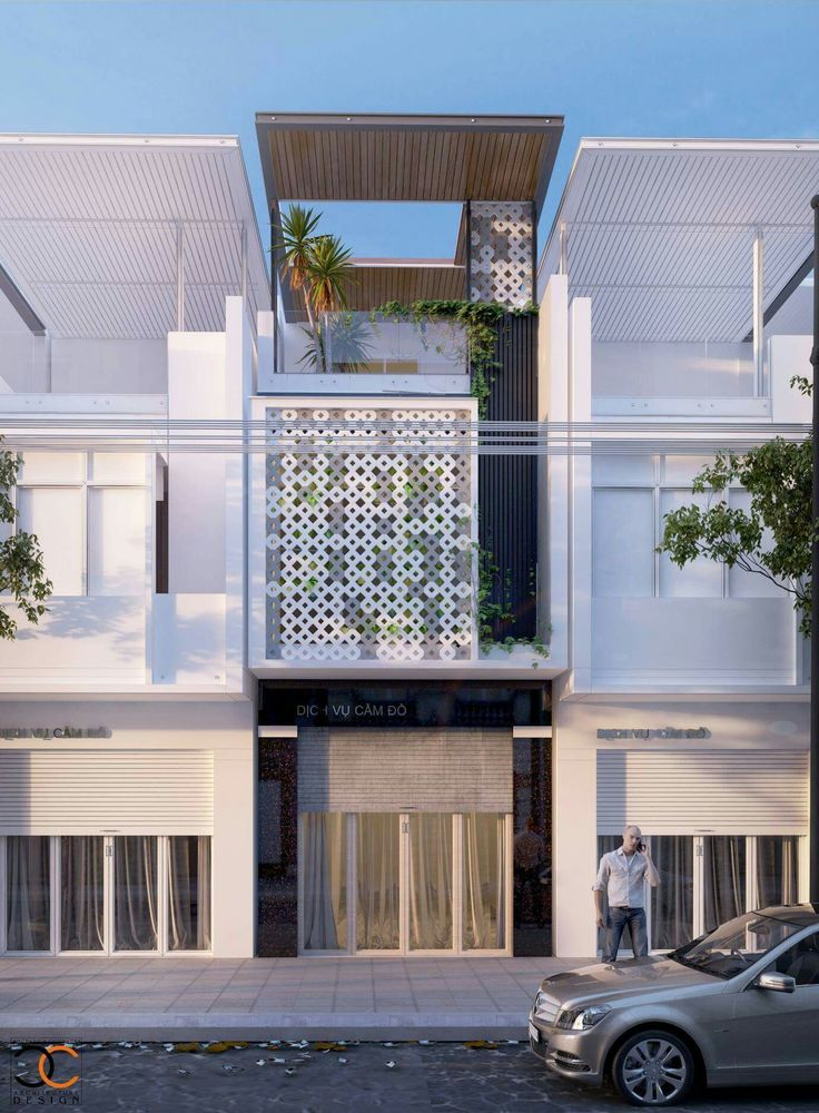 6814 best homes decor outdoor images on pinterest for Minimalist house facade