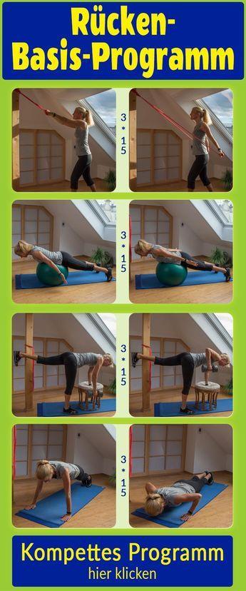 Was hilft gegen Rückenschmerzen – 12 ultimative Übungen gegen Rückenschmerzen