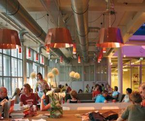 Verkadefabriek: creatieve omgeving voor zakelijke afspraak of hapje eten voor de film