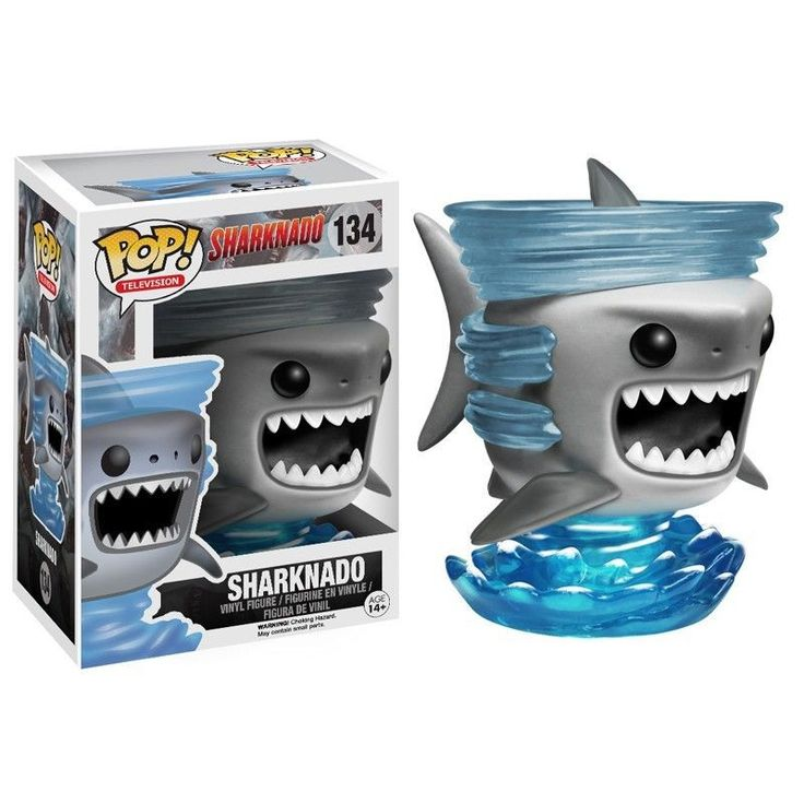 Movies Pop! Vinyl Figure Sharknado