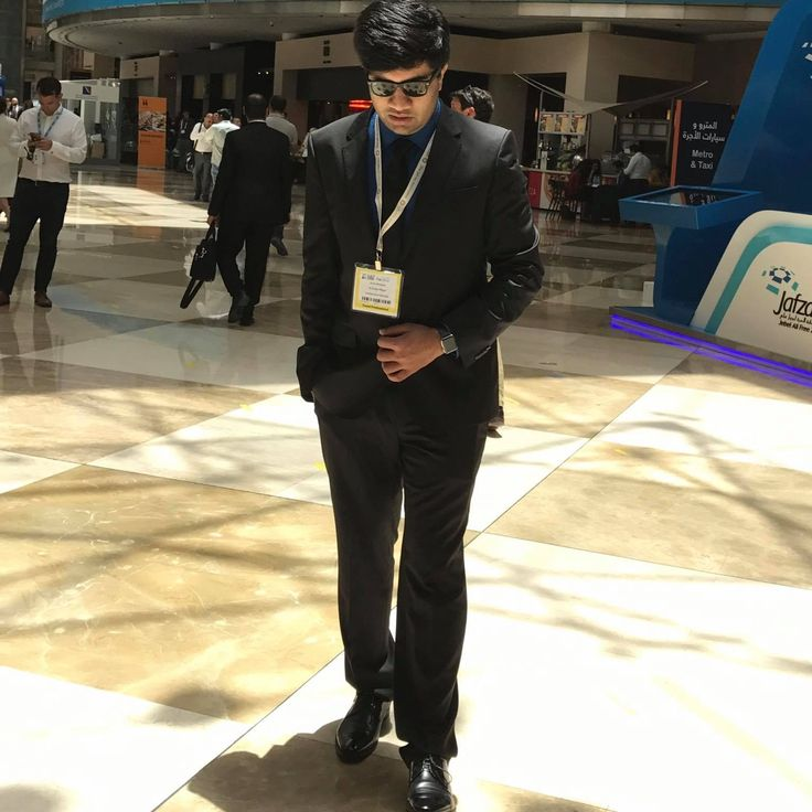 ATM-Dubai, 2017 .. Candid !! .. 3rd Time Participating in Arabian Travel Market, Dubai .. Courtesy: Abdul Aleem .. #CorporateAthlete #MyDubai #ATMDubai #UAE#Summer2K17 #AlshaabVillage #Marketingislove#TravelProfessional #TravelBlog #HugoBoss