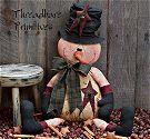 Primitive Christmas Patterns - Doll Patterns