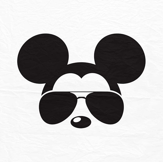 39338bbc59b99 Disney, Mickey, Minnie, Mouse, Aviators, Sunglasses, Icon, Head ...