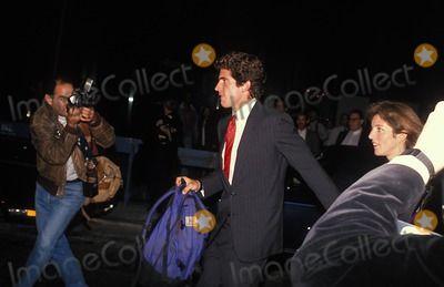 Photos and Pictures - Photo: John Barrett/ Globe Photos Inc. 1988 John Kennedy Jr