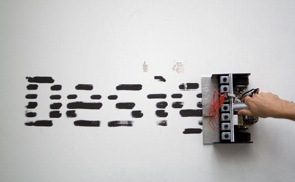 txtBOMBER by Felix Vorreiter, via Behance