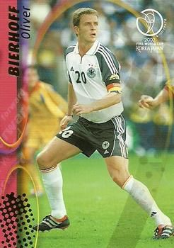 2002 Panini World Cup #55 Oliver Bierhoff Front