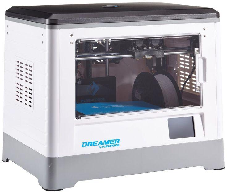 Ein Mittelklasse 3D-Drucker für Endkonsumenten mit zwei Extendern und einem momentan unfassbar günstigen Preis.