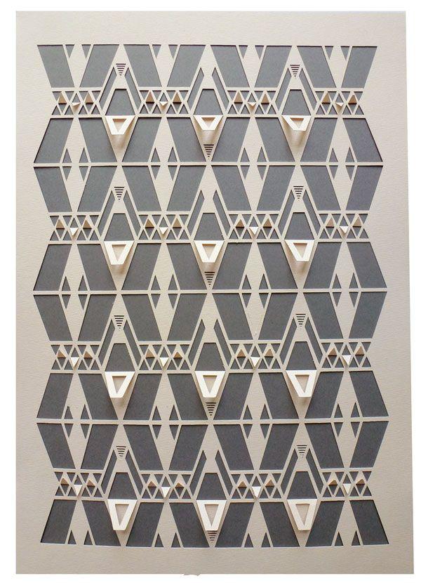 Sarah Louise Matthews: Paper Cut, Inspiration, Patterns, Papercut, Paper Art, Paperart, Sarah Louise