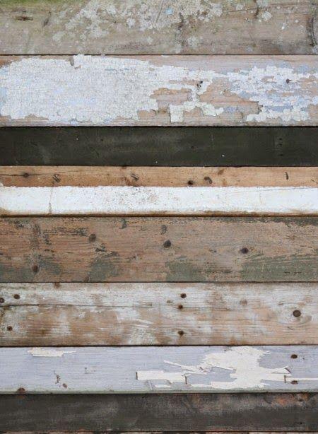 Les 25 meilleures id es concernant bois vieilli sur for Peinture bois vieilli