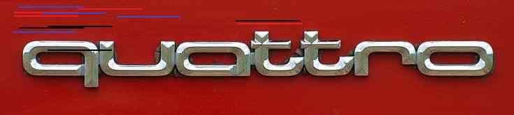 """Audi Quattro """"Circuit Paul Ricard Le Castellet"""""""