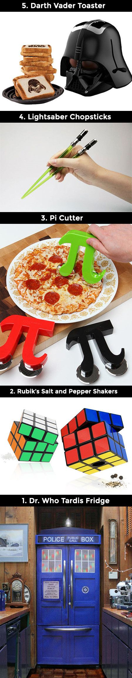 Love kitchen gadgets? Here are a few that you might want, but probably do not need.