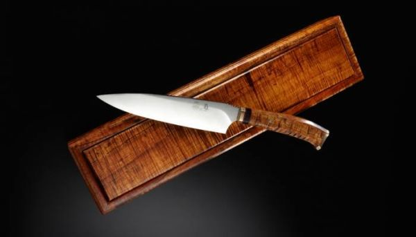 Combat Chef knives exude handcrafted finish with Samurai tradition - Home Crux
