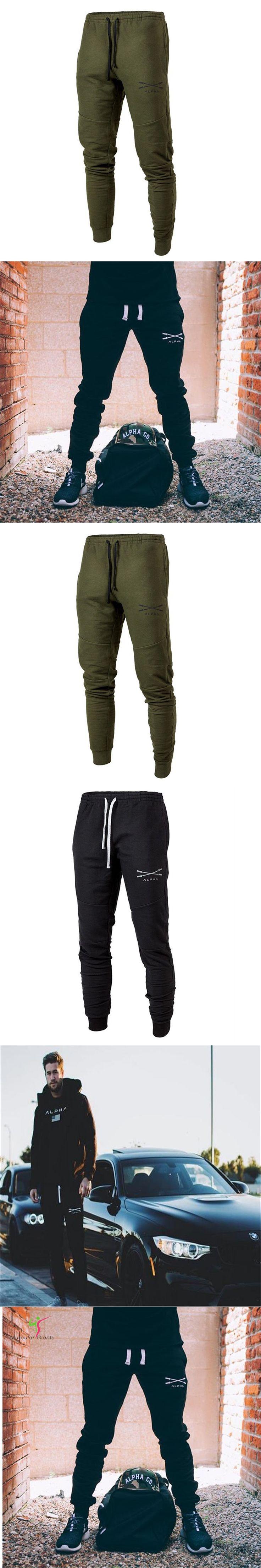 2017 Men Leisure Causal Trousers Slim Fit Hip Hop Harem Pants For Men Joggers Cotton Sweatpants Elastic Cuff Male Slacks
