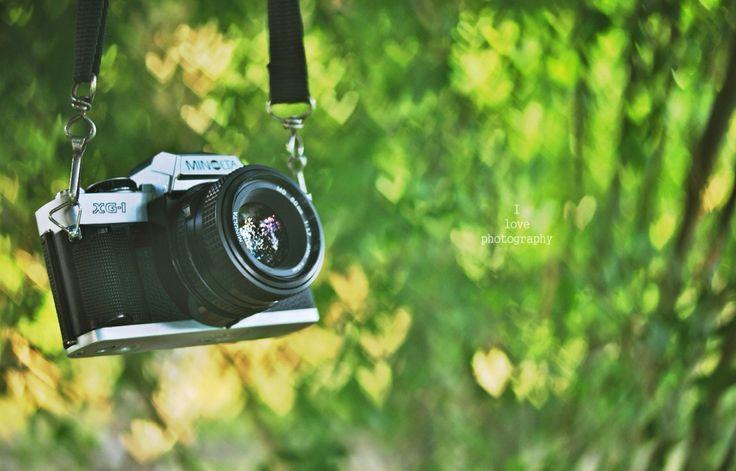JOUR 6 : passe temps favori - La photographie #Flow29jours
