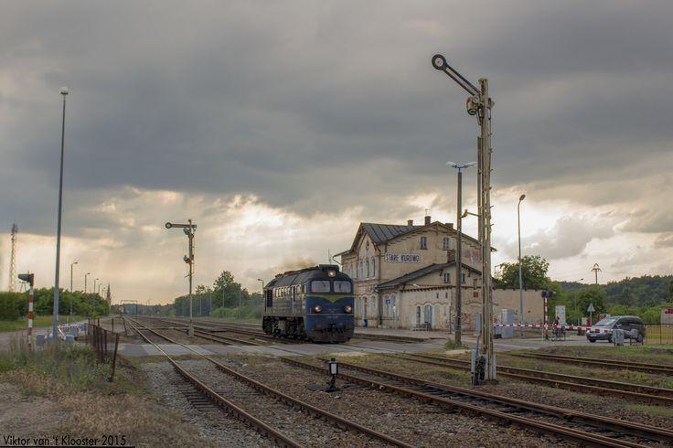 PKP Cargo ST44-1239 | by Viktorvtk
