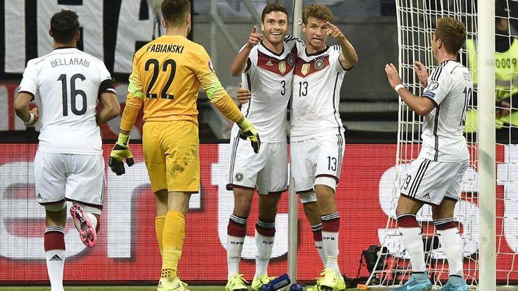Deutschland – Polen: Ja, ist denn schon wieder WM!? http://www.bild.de/sport/fussball/nationalmannschaft/bezwingt-polen-42461144.bild.html