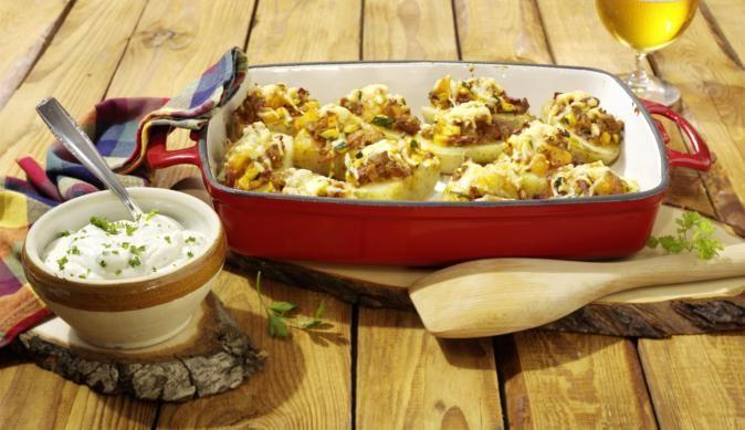 Gefüllte Kartoffeln Bauern Art | maggi.de