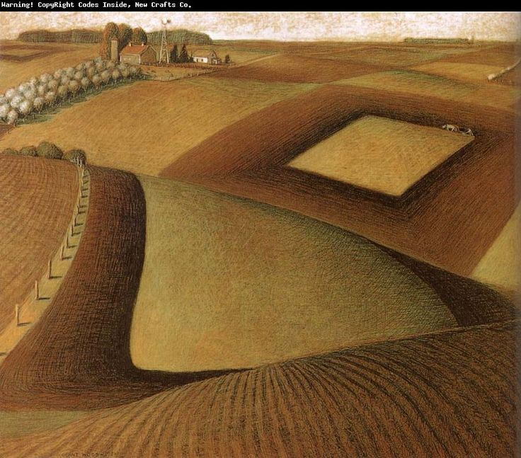 an analysis of the painting american gothic by grant wood Why is grant wood's american gothic such a well-known and well-regarded  painting  what is the meaning of american gothic by grant wood and how  did he  in the case of american gothic, grant wood was taking the opportunity  to.