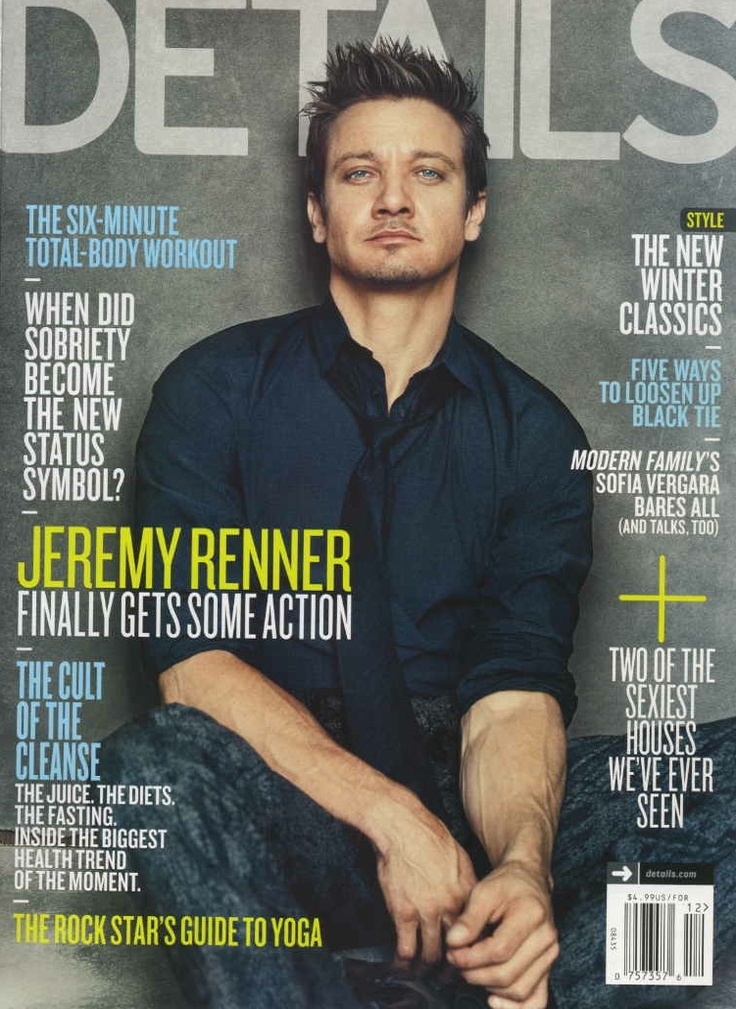Jeremy Renner.: Boys, Hot, Men'S Clothing, Astonish Pin, Jeremy Renner 3, Actor, Celebrity Tv Movies, Random Pin, Magazines Covers
