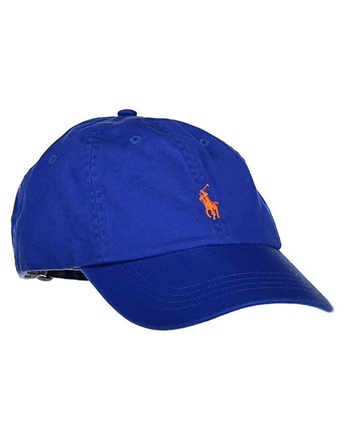 Polo Ralph Lauren Mens Embroidered Logo Ball Cap (One Size a334ca2640d