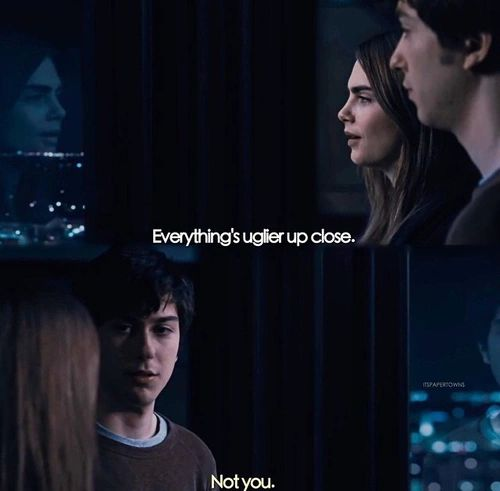paper towns movie Edgy, compelling teen angst mystery read common sense media's paper towns review, age rating, and parents guide.